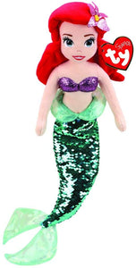 Ariel Mermaid Plush Doll TY