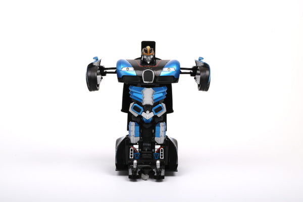 Auto Moto Transforming Robot Car