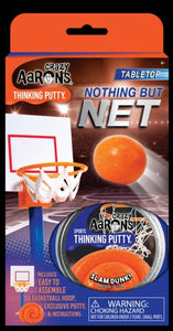 Nothing But Net Sports Basketball Thinking Putty