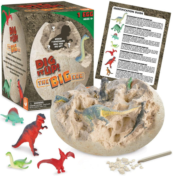 The Big Egg Dino Excavation Kit