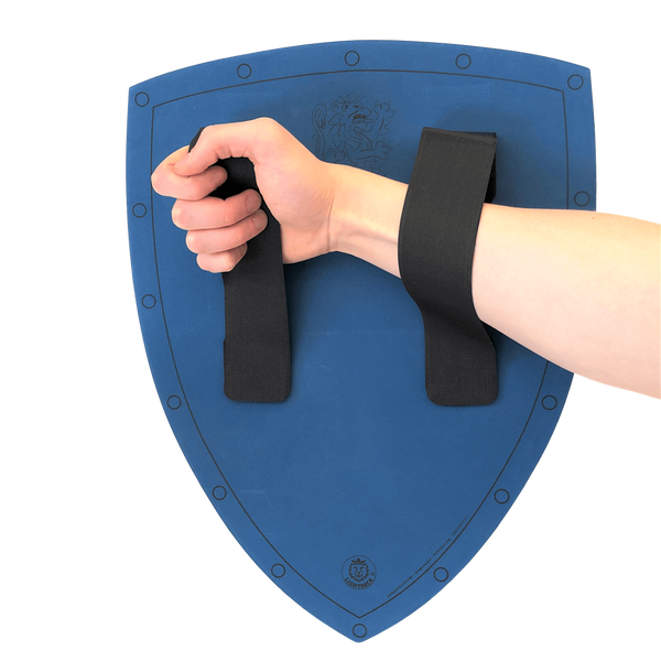 Liontouch Noble Knight Shield Blue Foam