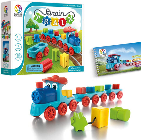 Brain Train SmartMax Magnetic Set