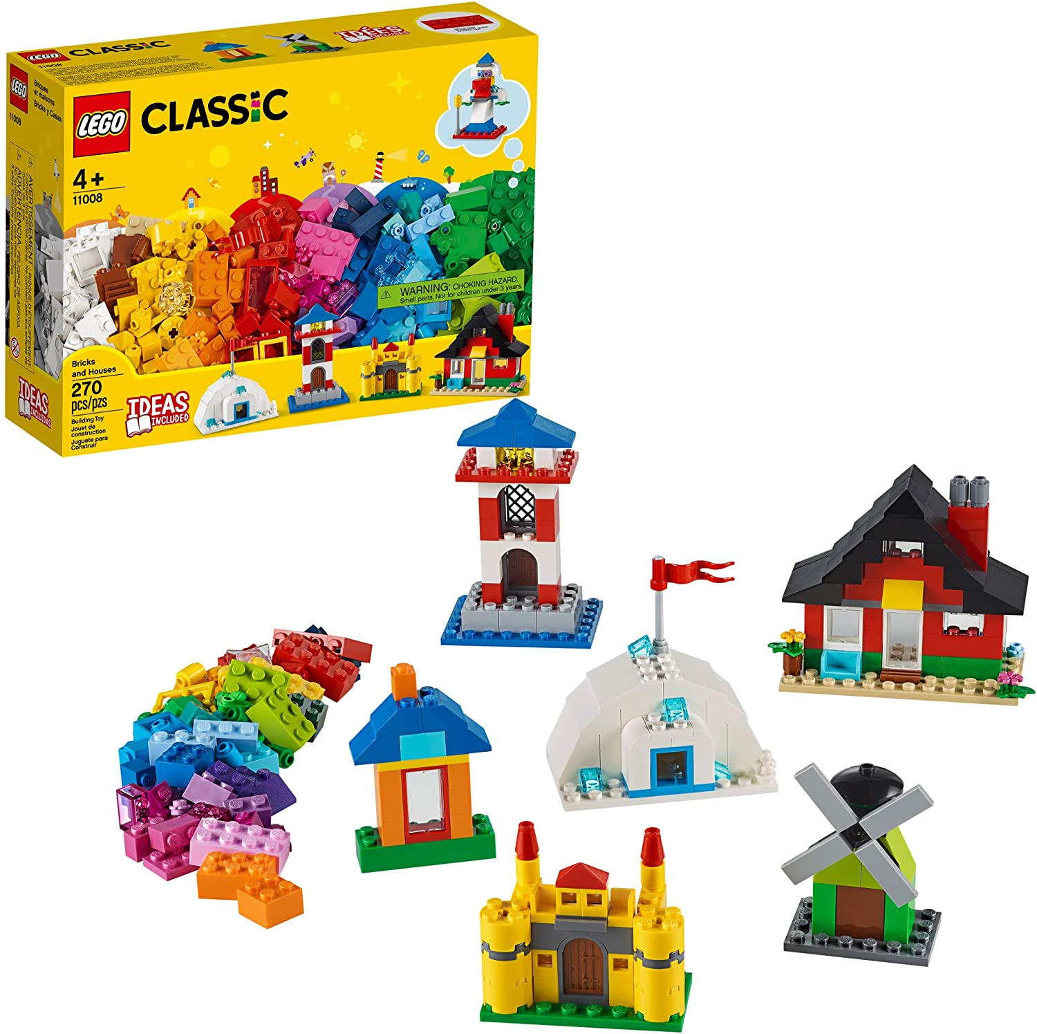 Bricks and Houses Classic Lego