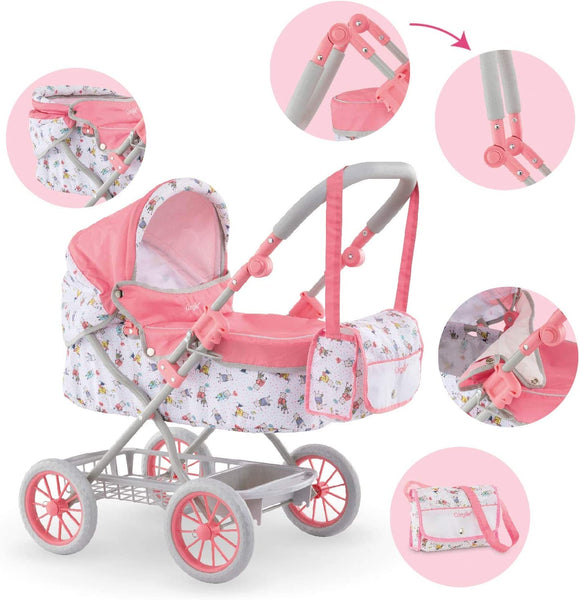 Corolle Doll Carriage - Folding Design