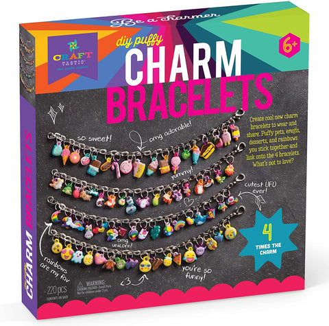 Craft-tastic DIY Charm Bracelet Kit