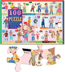 Children of the World 100 pc Puzzle