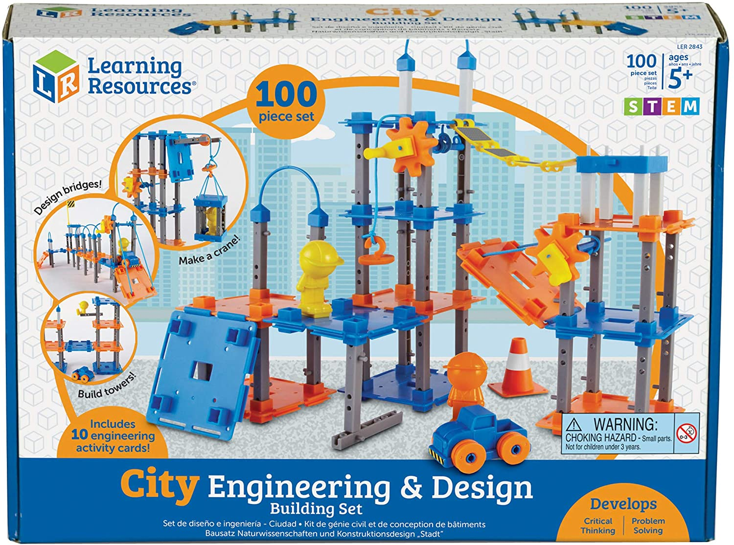 City Engineering and Design Building Set