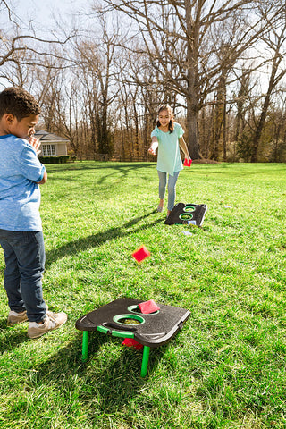 Pick Up and Go Cornhole Game