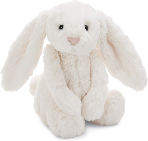 "Bashful Cream Bunny Medium 12"" Jellycat"