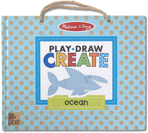 Play, Draw and Create Ocean