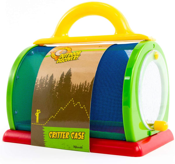 Critter Case Bug House