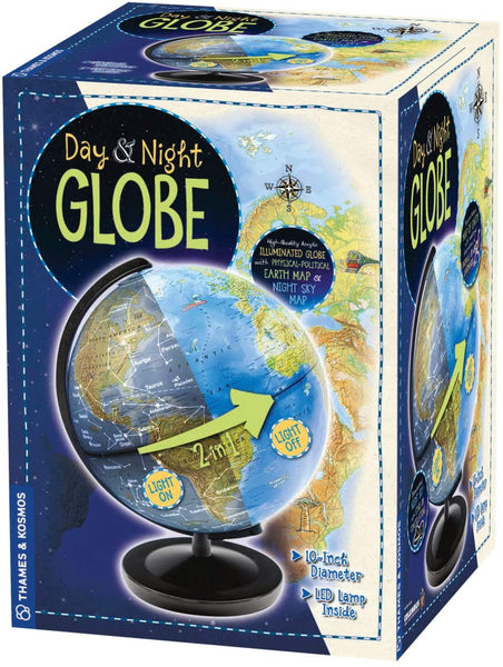 Day and Night Globe