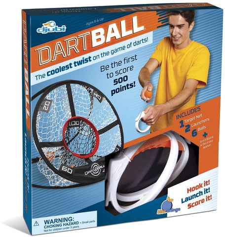 DartBall Djubi Set