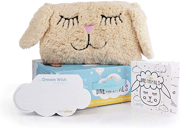 Dreamimals Dream Pillow Lamby