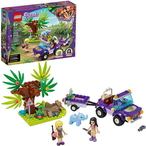 Baby Elephant Jungle Rescue Set Lego Friends