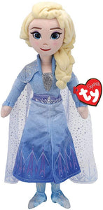 Elsa Princess  Plush Frozen 2 Doll TY