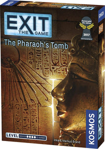 EXIT : The Pharoah's Tomb Game