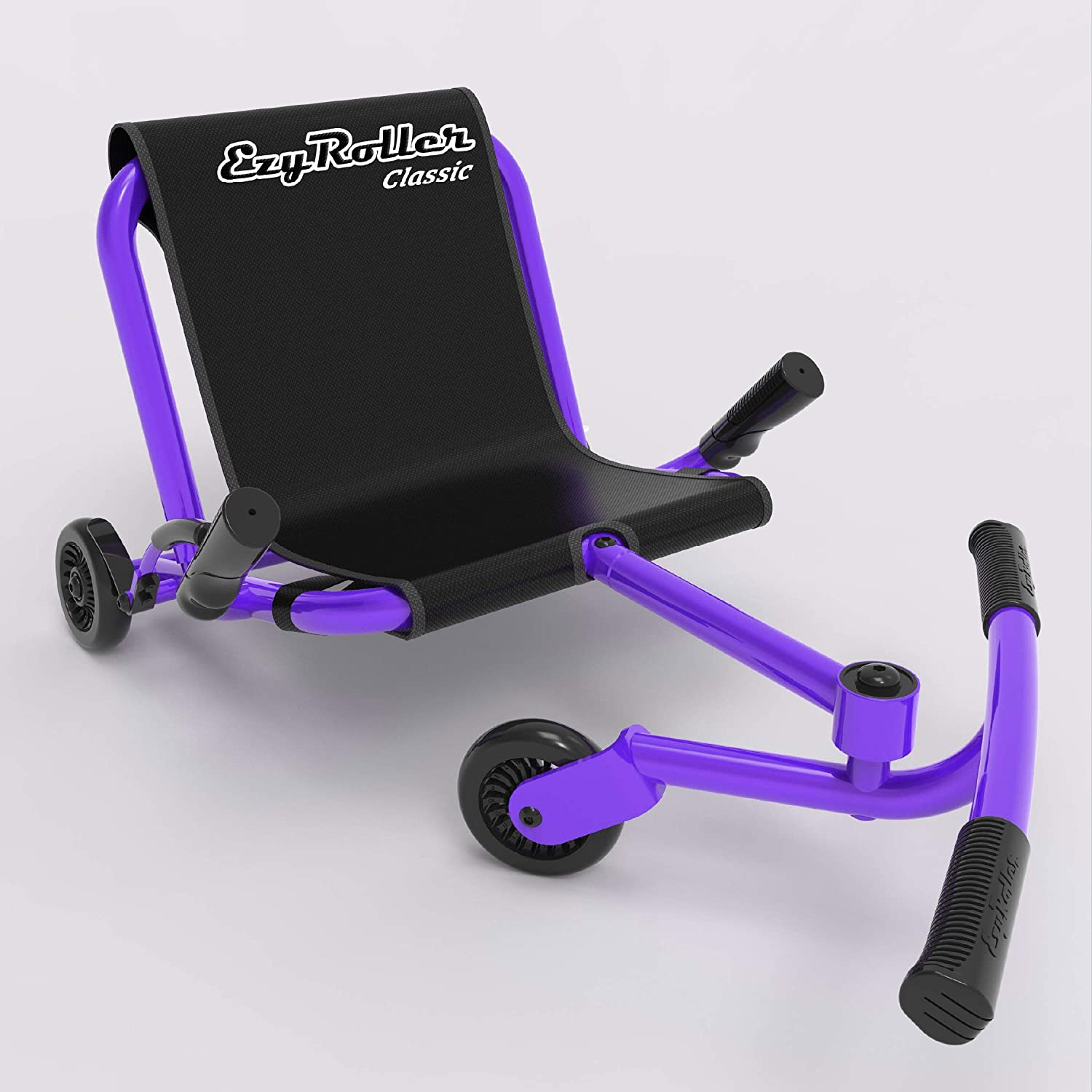 EZYROLLER PURPLE Ride On