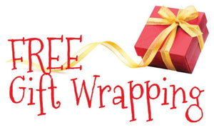 FREE 🎁 Gift Wrap     (Don't Forget to Add this to your 🎁Cart!!!)