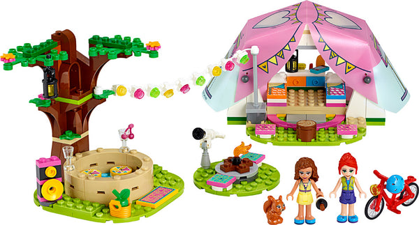 Nature Glamping Lego Friends Set