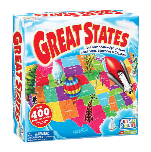 Great States Game