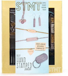 STMT DIY Hand Stamped Jewelry Kit
