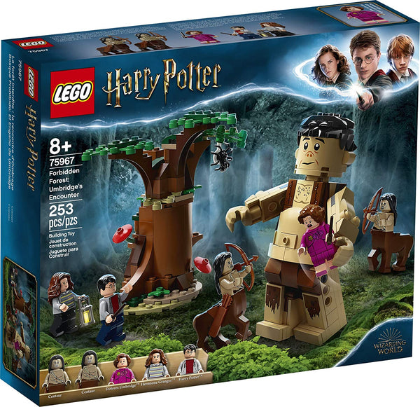 LEGO Harry Potter Forbidden Forest: Umbridge's Encounter