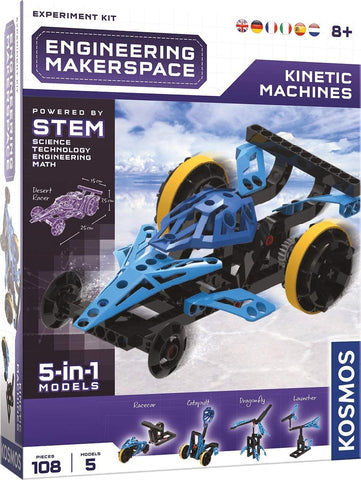 Makerspace Kinetic Machines Kit