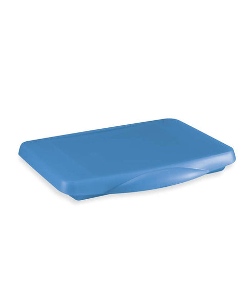 Portable Folding Lap Desk Blue