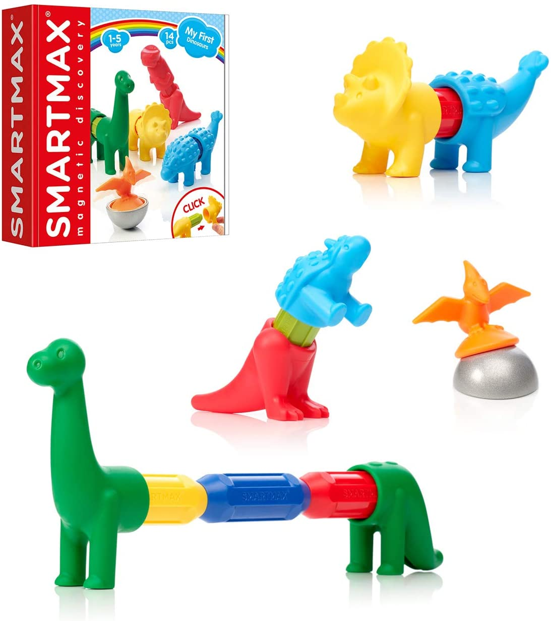 My First Magnetic Dinosaurs Smartmax