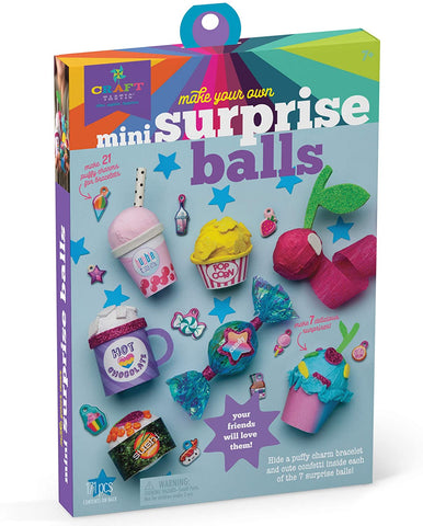 Make Your Own Mini Surprise Balls Kit