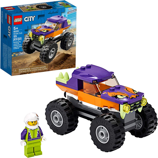 Monster Truck Lego City