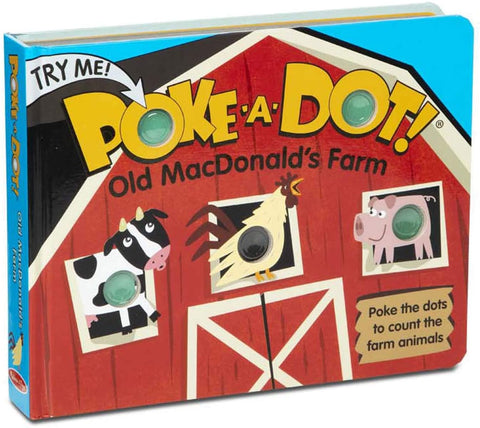 Poke a Dot Old MacDonald's Farm Book