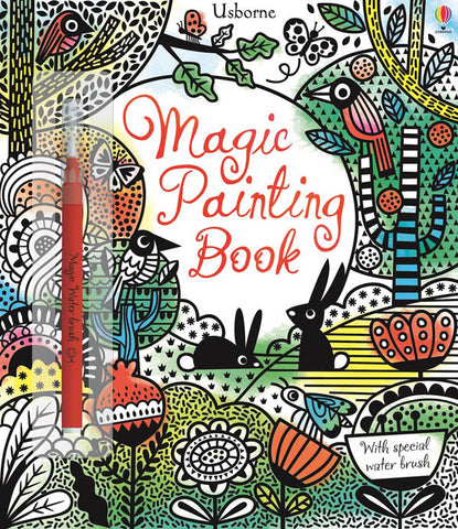 Magic Painting Book : original