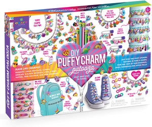 Craft-tastic DIY Puffy Charms Palooza