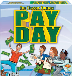 Pay Day Classic Edition Game
