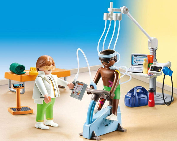 PLAYMOBIL Physical Therapist Playset