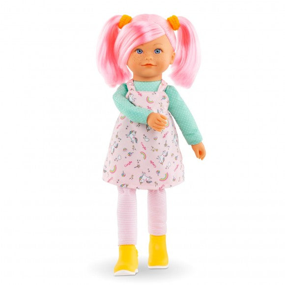 Rainbow Doll Praline