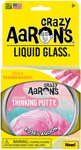 Rose Lagoon Thinking Putty Tin