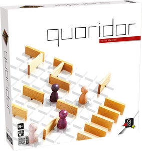 Quoridor Deluxe Wood Game