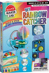 Klutz Maker Lab Rainbow Catcher