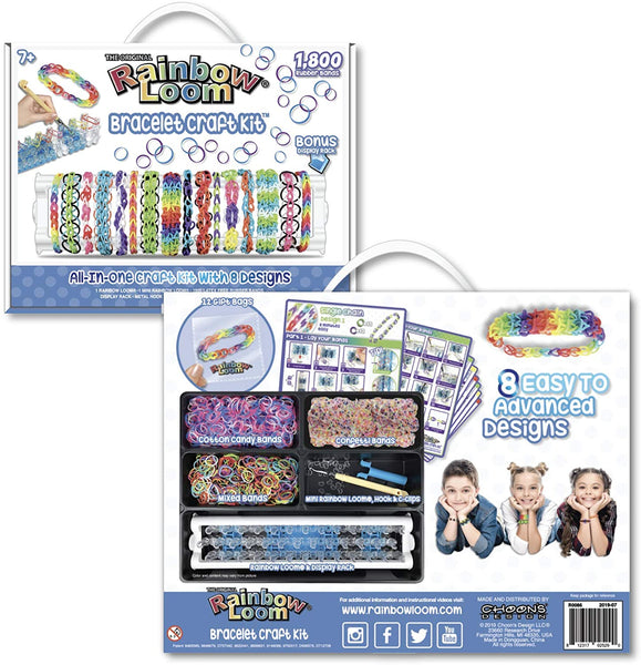 Rainbow Loom Deluxe Kit All in One