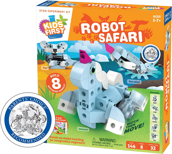 Kids First Robot Safari Kit