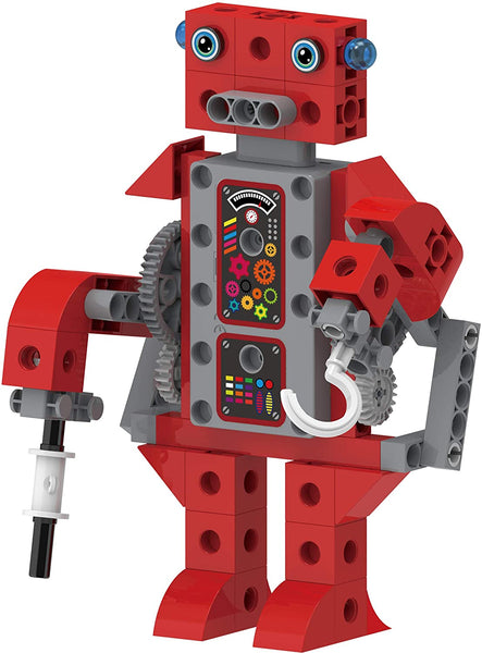 Robot Factory Wacky Misfit Rogue Kit 5+