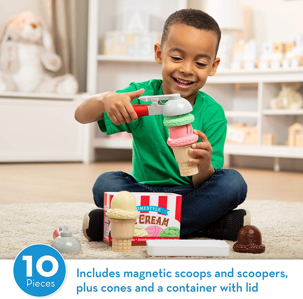 Scoop and Stack Ice Cream Playset