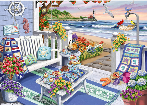 Seaside Sunshine 300pc Large Format Jigsaw Puzzle