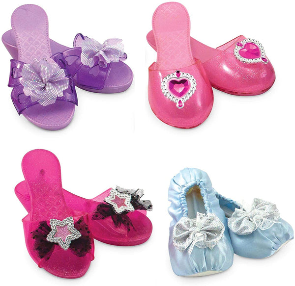 Step in Style Shoes 4pc
