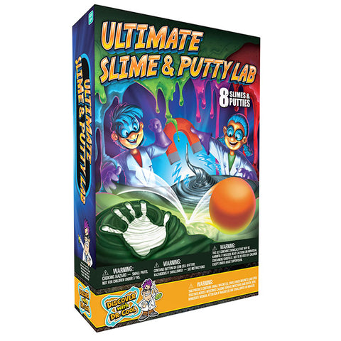 Ultimate Slime and Putty Lab Kit