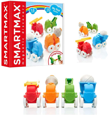 Smartmax My First Vehicles Set