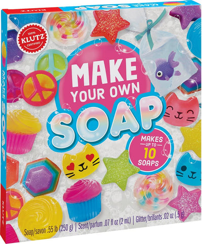 Make Your Own Soap Book